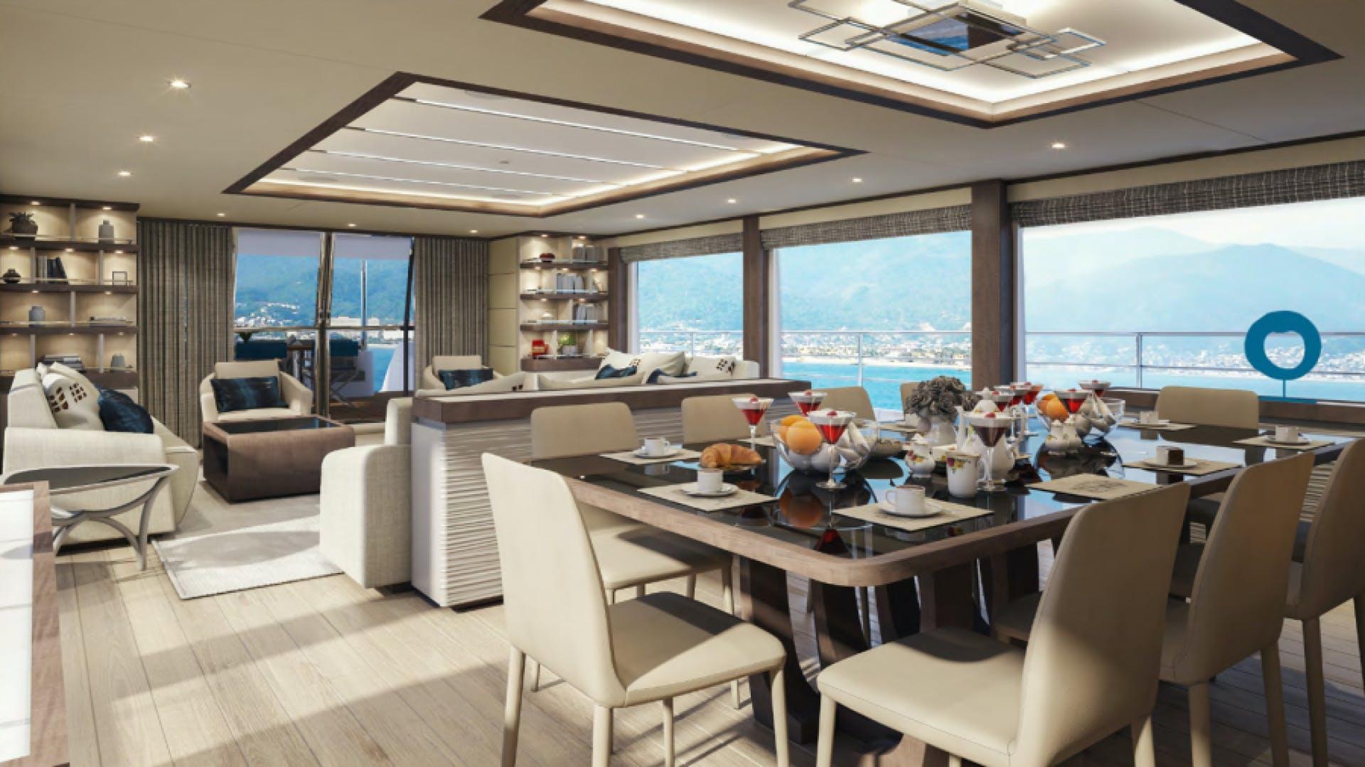 2022 Majesty Yachts 100' Majesty 100 MAJESTY 100 | Picture 4 of 21