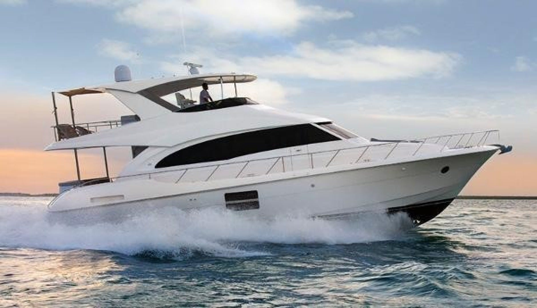 2021 Hatteras 60' M60 NEW 2021 Hatteras M60   M60TBD21 | Picture 1 of 1