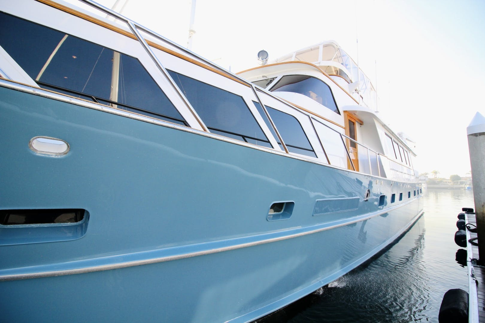 1982 Broward 98' 98 Motor Yacht Reflections  | Picture 4 of 63