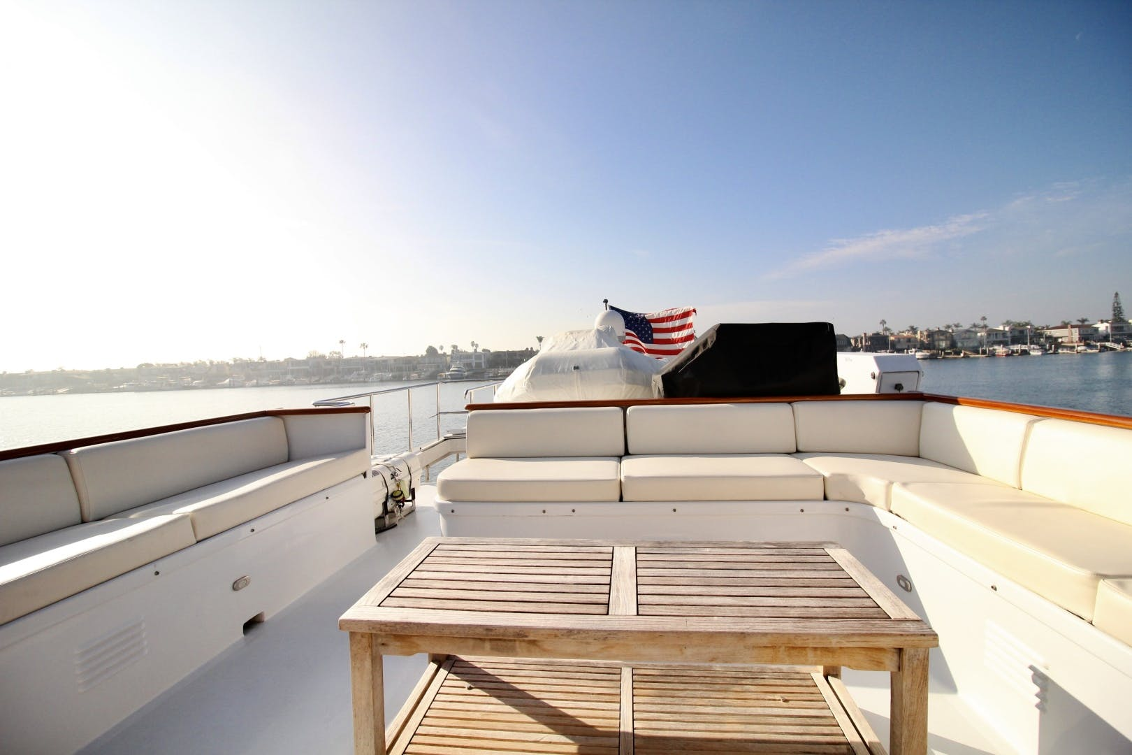 1982 Broward 98' 98 Motor Yacht Reflections  | Picture 8 of 63