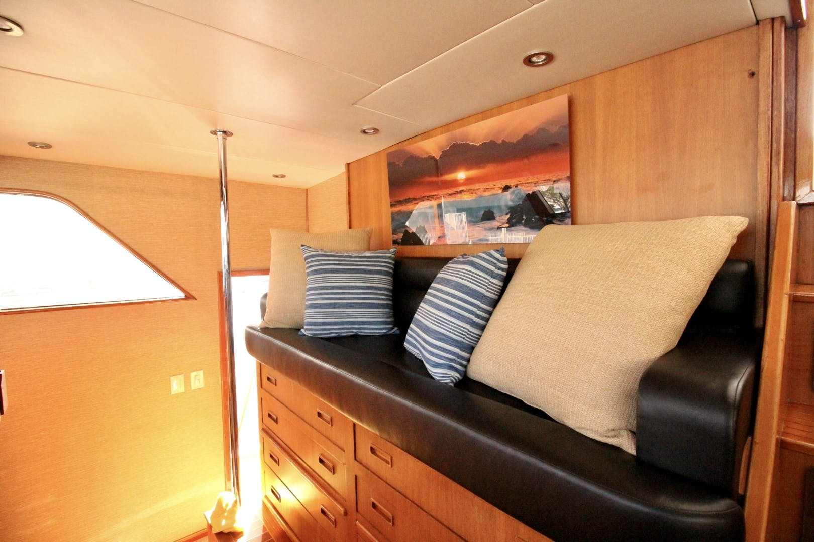 1982 Broward 98' 98 Motor Yacht Reflections  | Picture 5 of 63