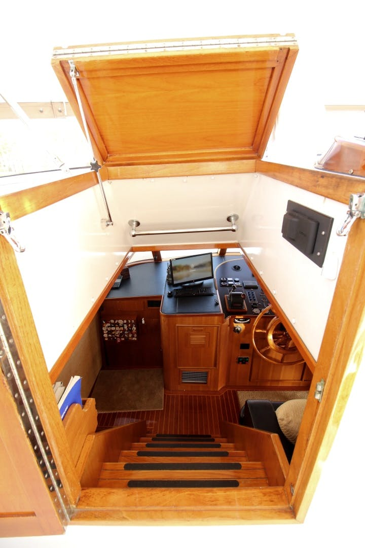 1982 Broward 98' 98 Motor Yacht Reflections  | Picture 3 of 63
