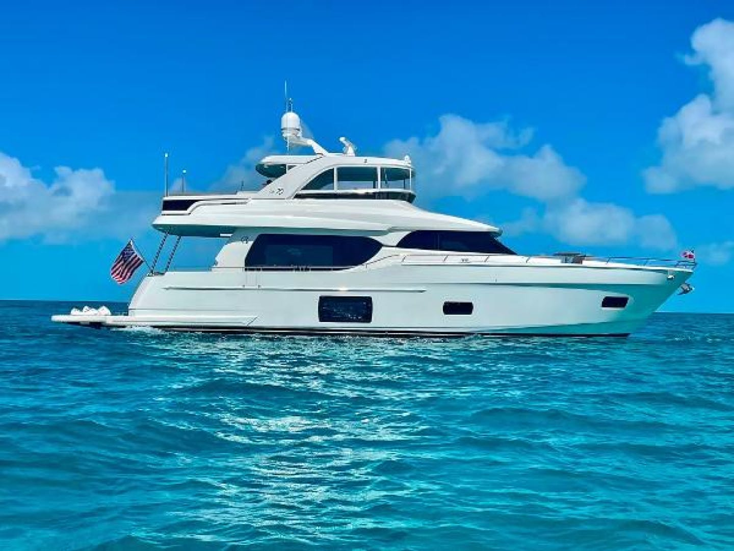 2019 Ocean Alexander 70' 70 Evolution CHARITOO | Picture 6 of 31