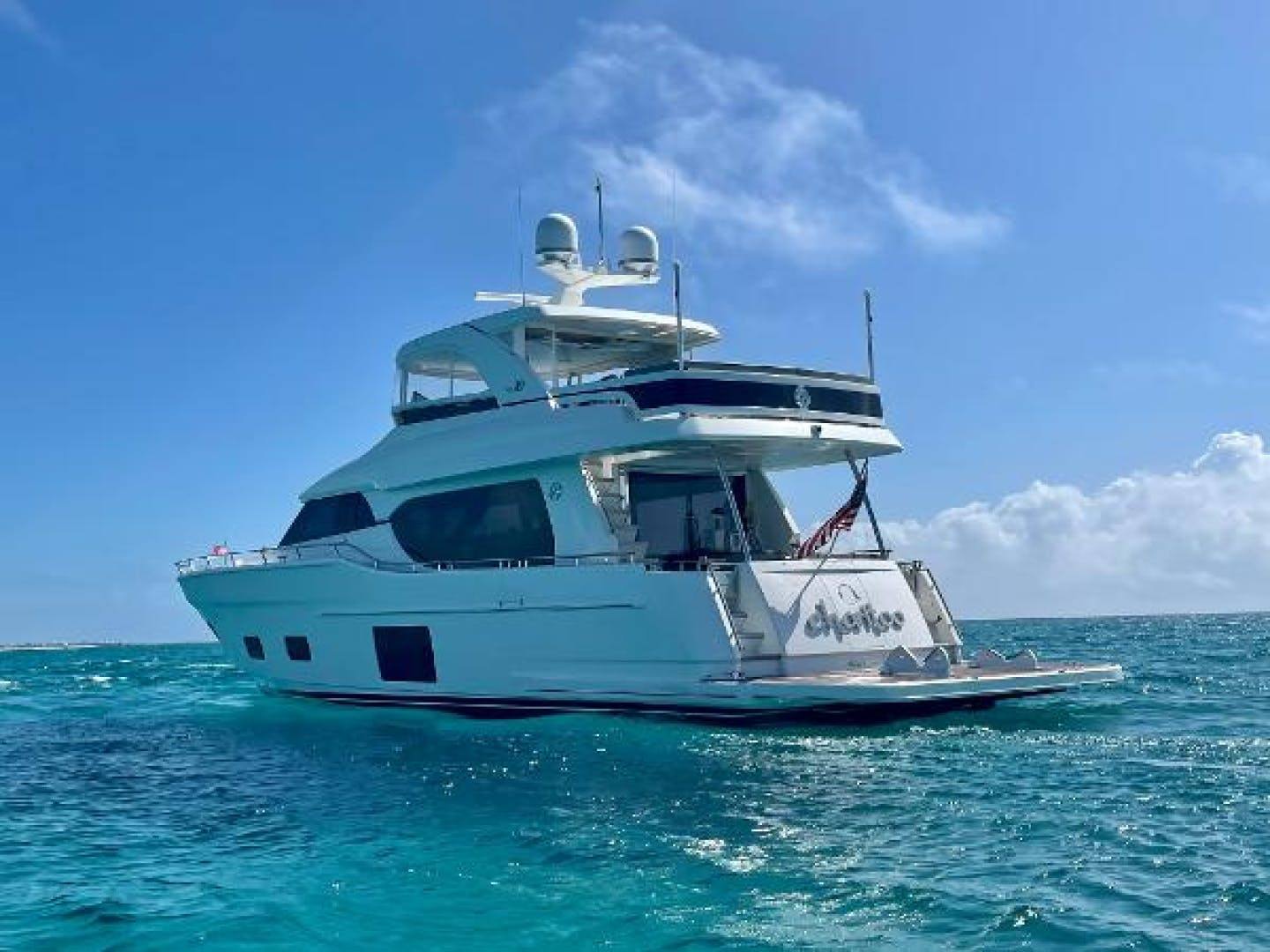 2019 Ocean Alexander 70' 70 Evolution CHARITOO | Picture 1 of 31