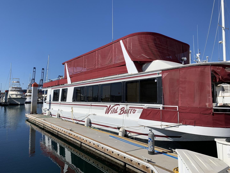 "1998 Skipperliner 62' Houseboat ""Wild Burro"""