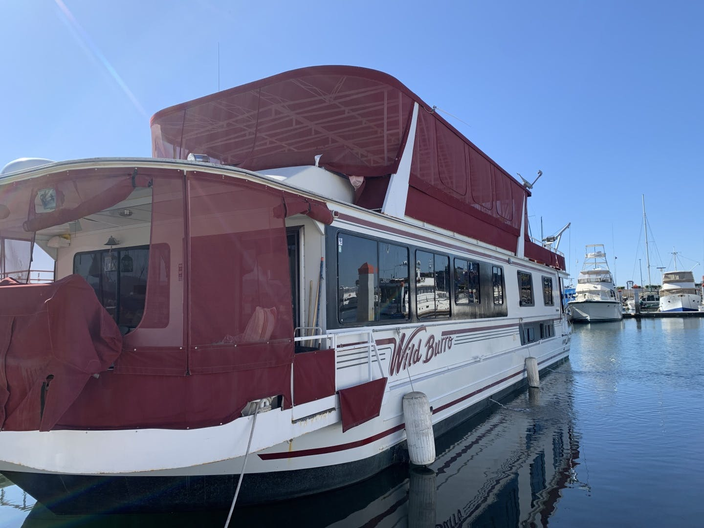1998 Skipperliner 62' Houseboat Wild Burro | Picture 2 of 22
