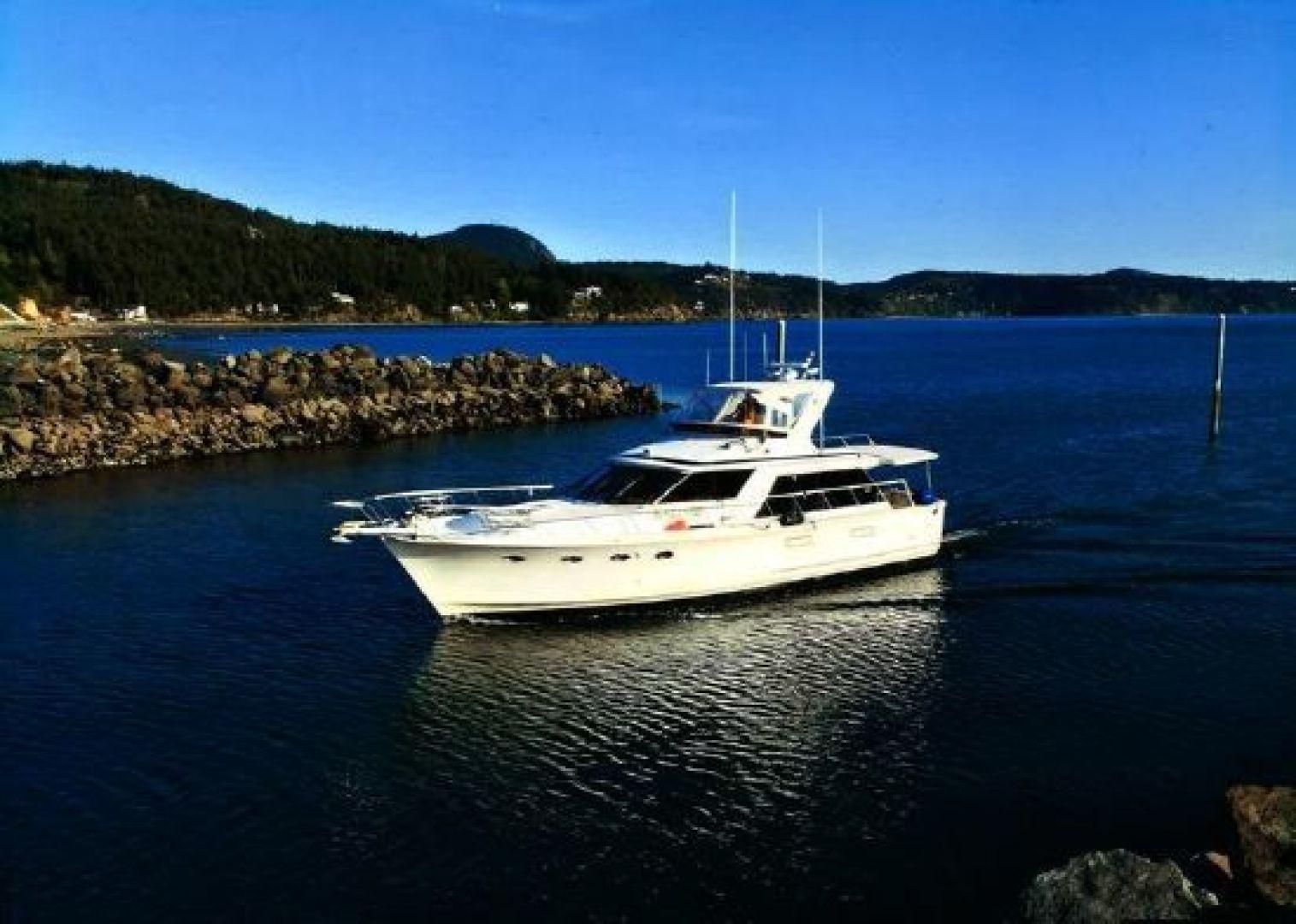 "1988 Ocean Alexander 50' 50 Mark II ""Mariner"""