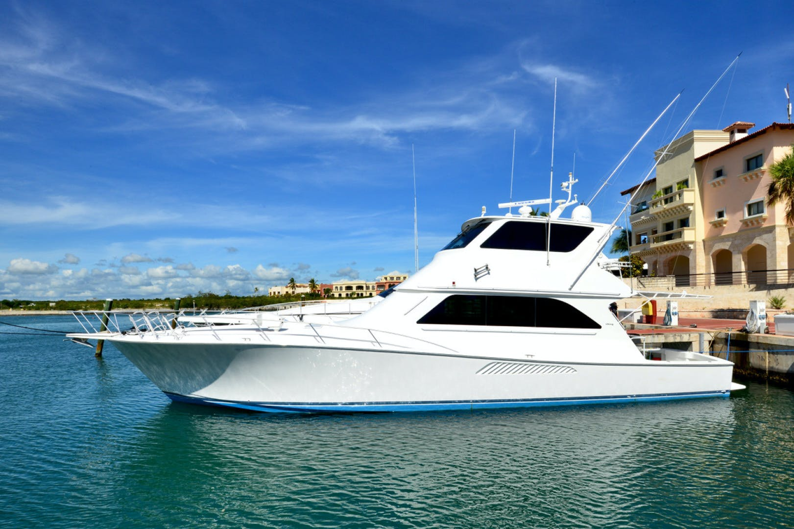 2004 Viking 65' 65EB Quality Time | Picture 1 of 27