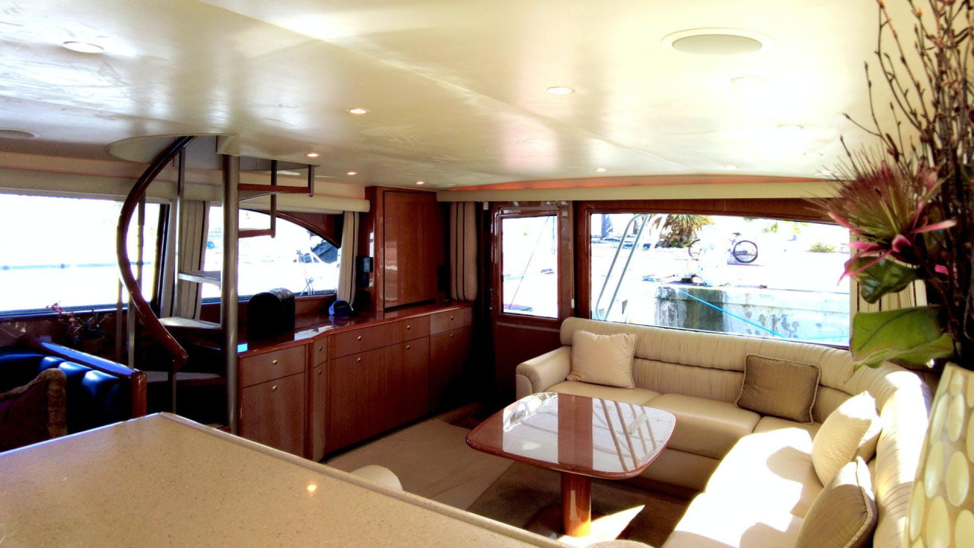 2004 Viking 65' 65EB Quality Time | Picture 3 of 27