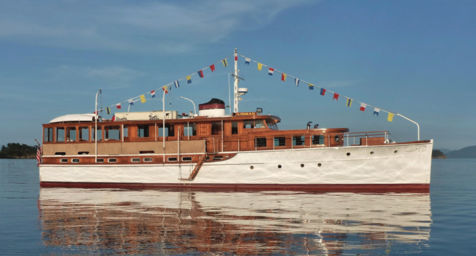 1932 Classic 78' NY Yacht, Launch and Engine