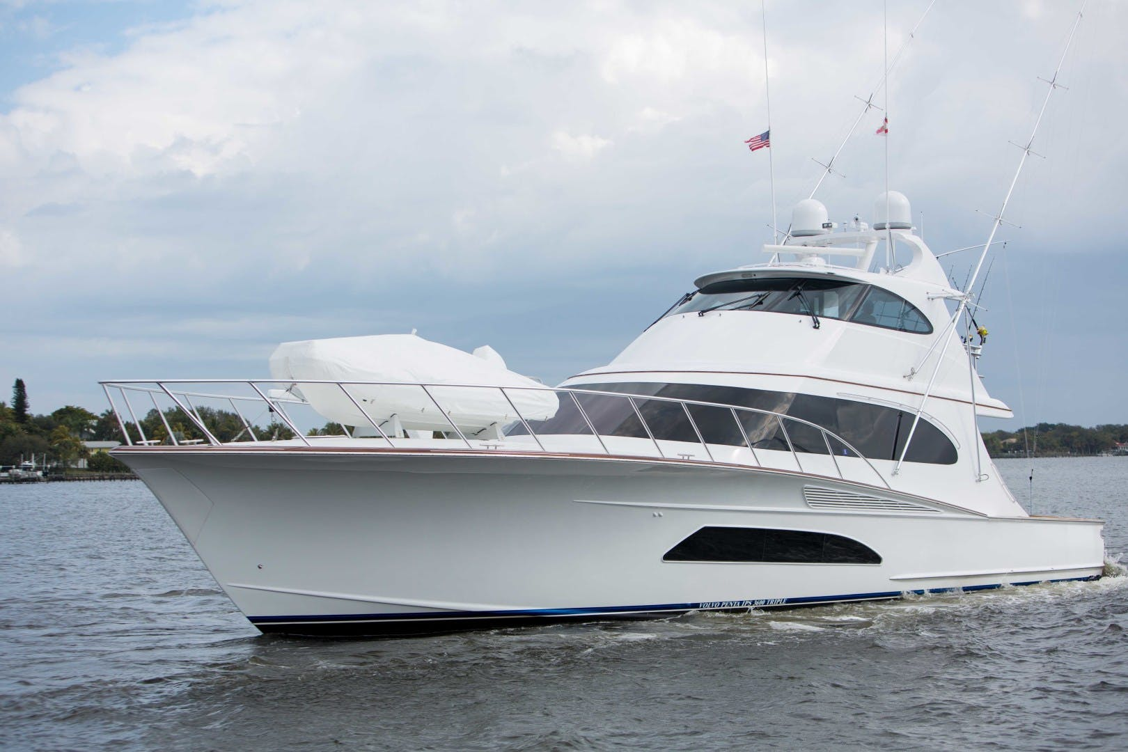 2011 Spencer 70' Custom Sportfish CASHDRAIN | Picture 2 of 76