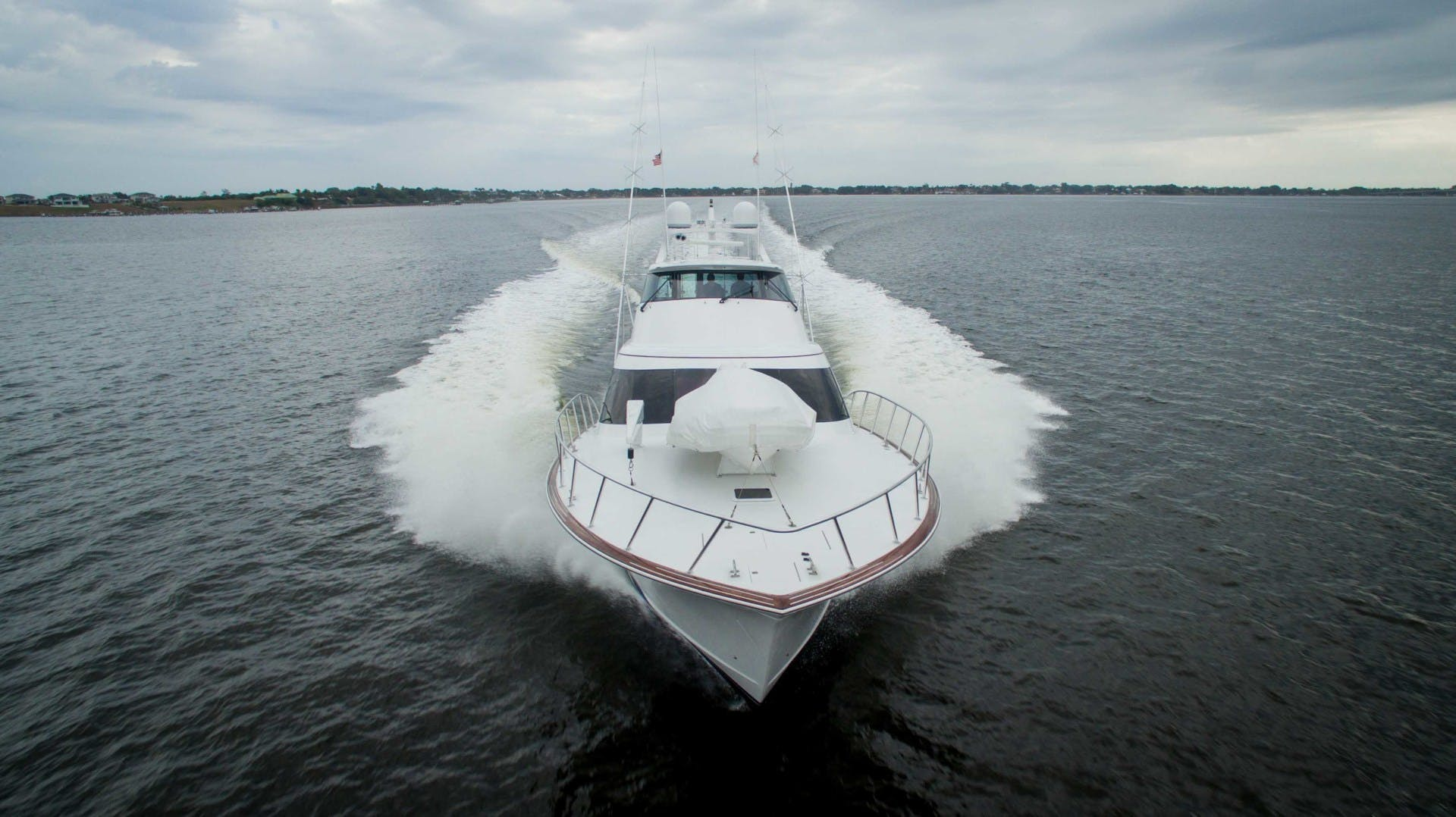 2011 Spencer 70' Custom Sportfish CASHDRAIN | Picture 1 of 76