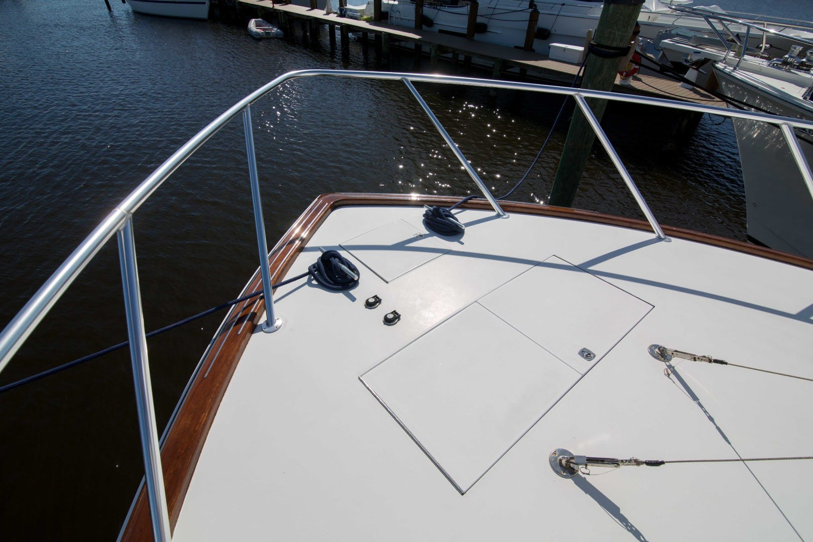 2011 Spencer 70' Custom Sportfish CASHDRAIN | Picture 8 of 76
