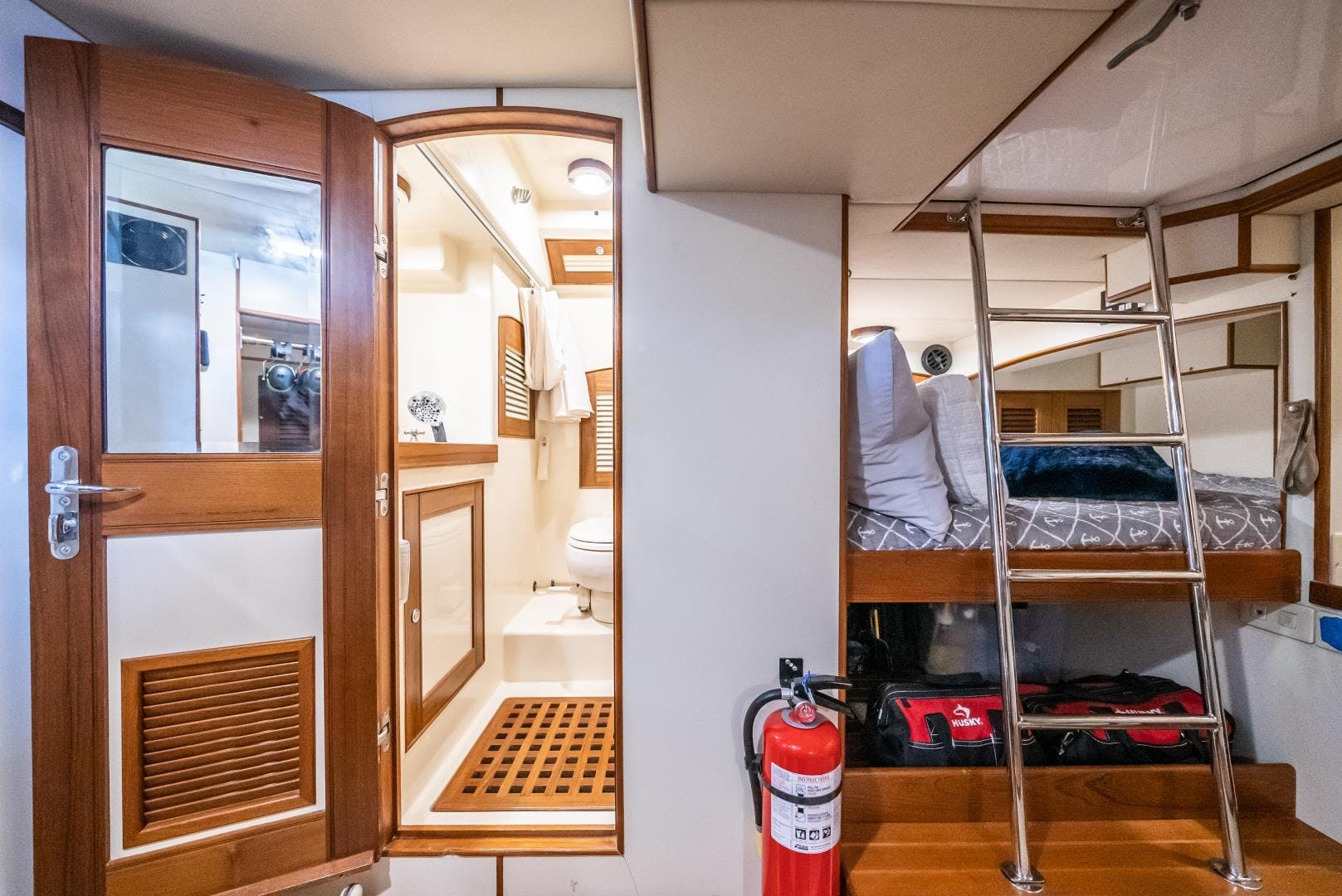 2006 Marlow 70' 70E Halcyon Seas | Picture 5 of 42