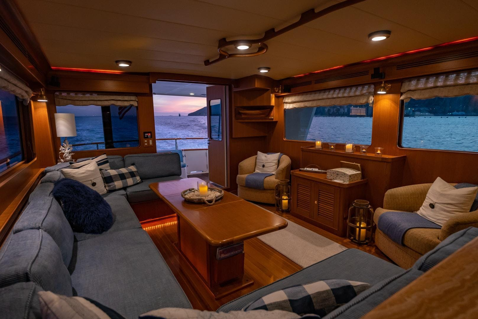 2006 Marlow 70' 70E Halcyon Seas | Picture 2 of 42