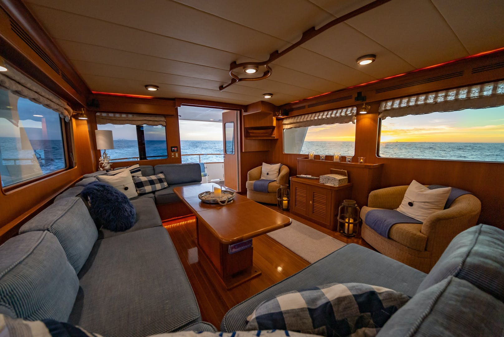 2006 Marlow 70' 70E Halcyon Seas | Picture 7 of 42