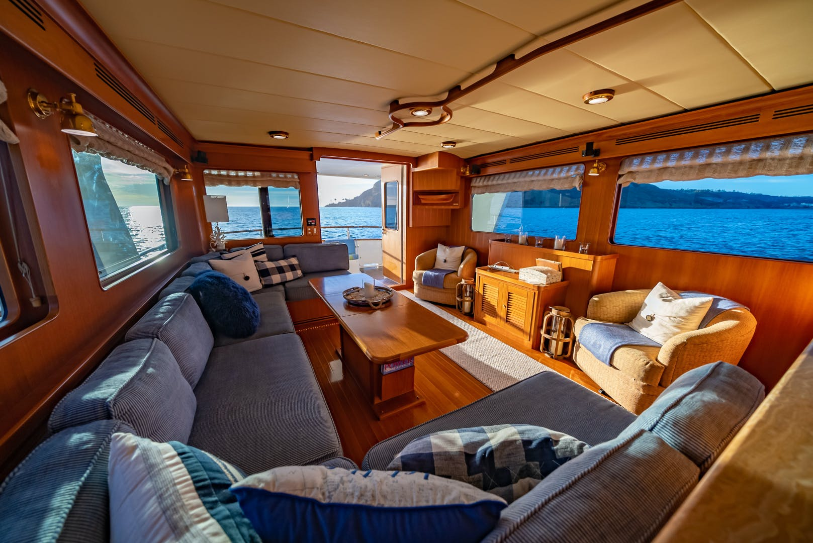 2006 Marlow 70' 70E Halcyon Seas | Picture 1 of 42
