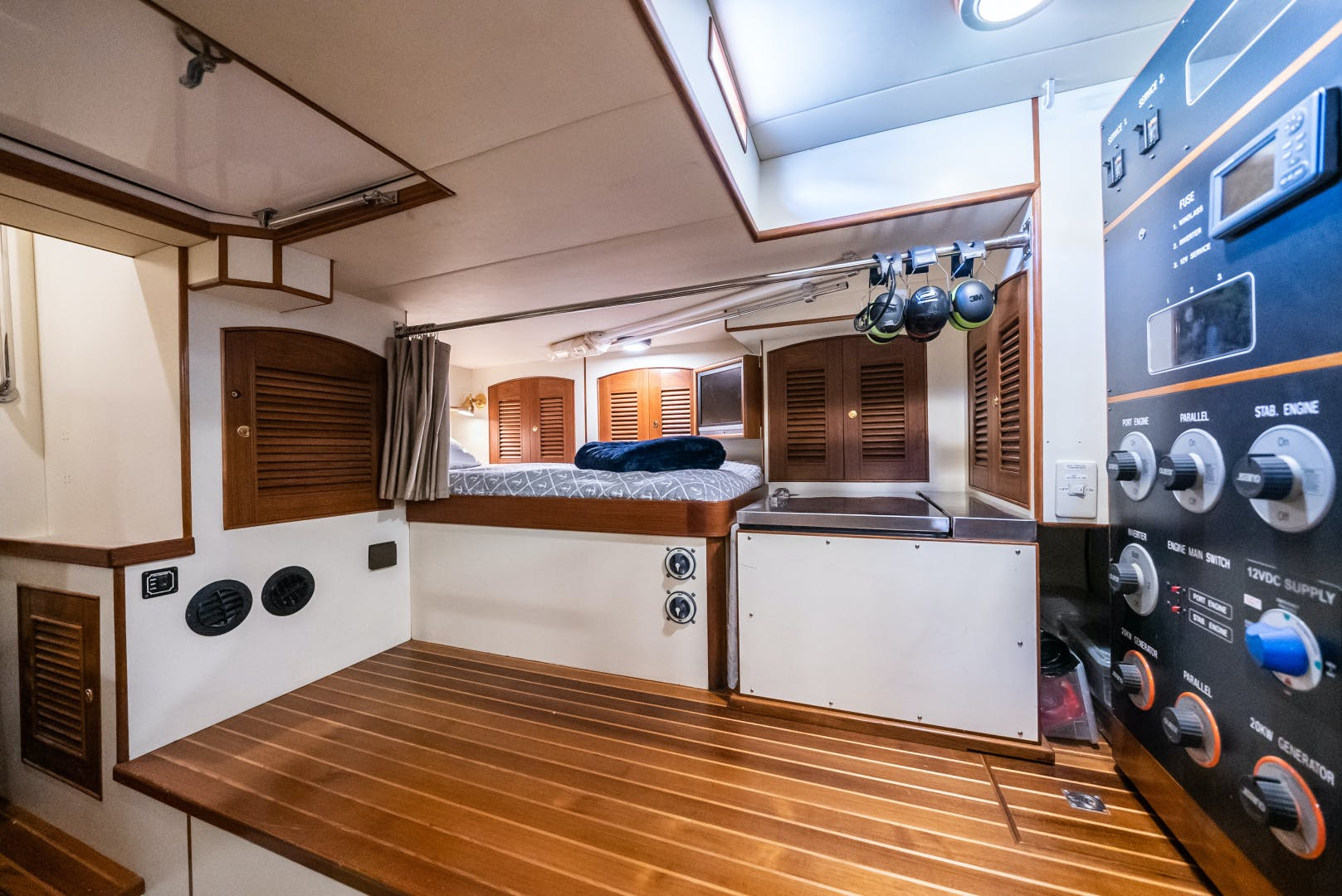 2006 Marlow 70' 70E Halcyon Seas | Picture 6 of 42