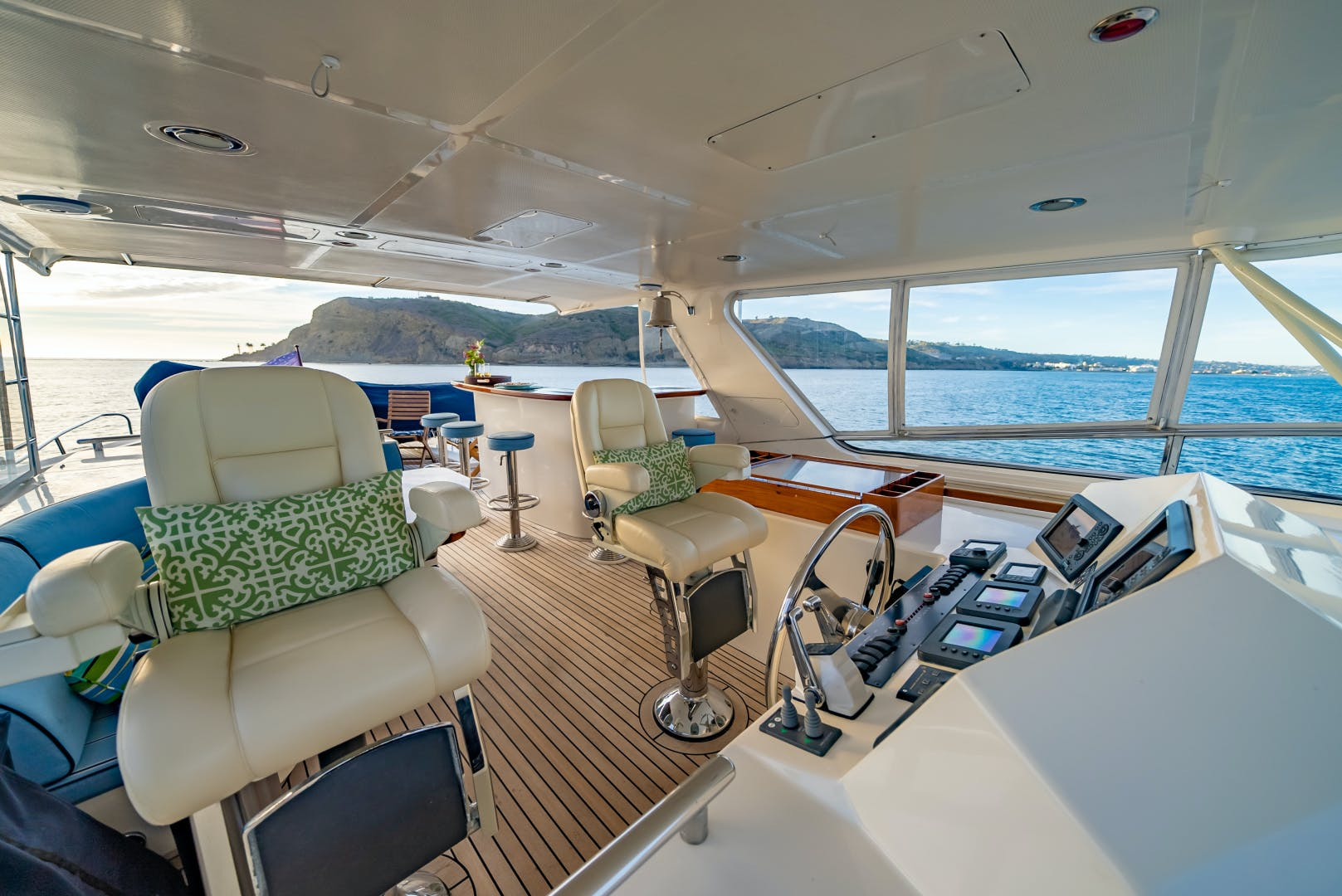 2006 Marlow 70' 70E Halcyon Seas | Picture 4 of 42