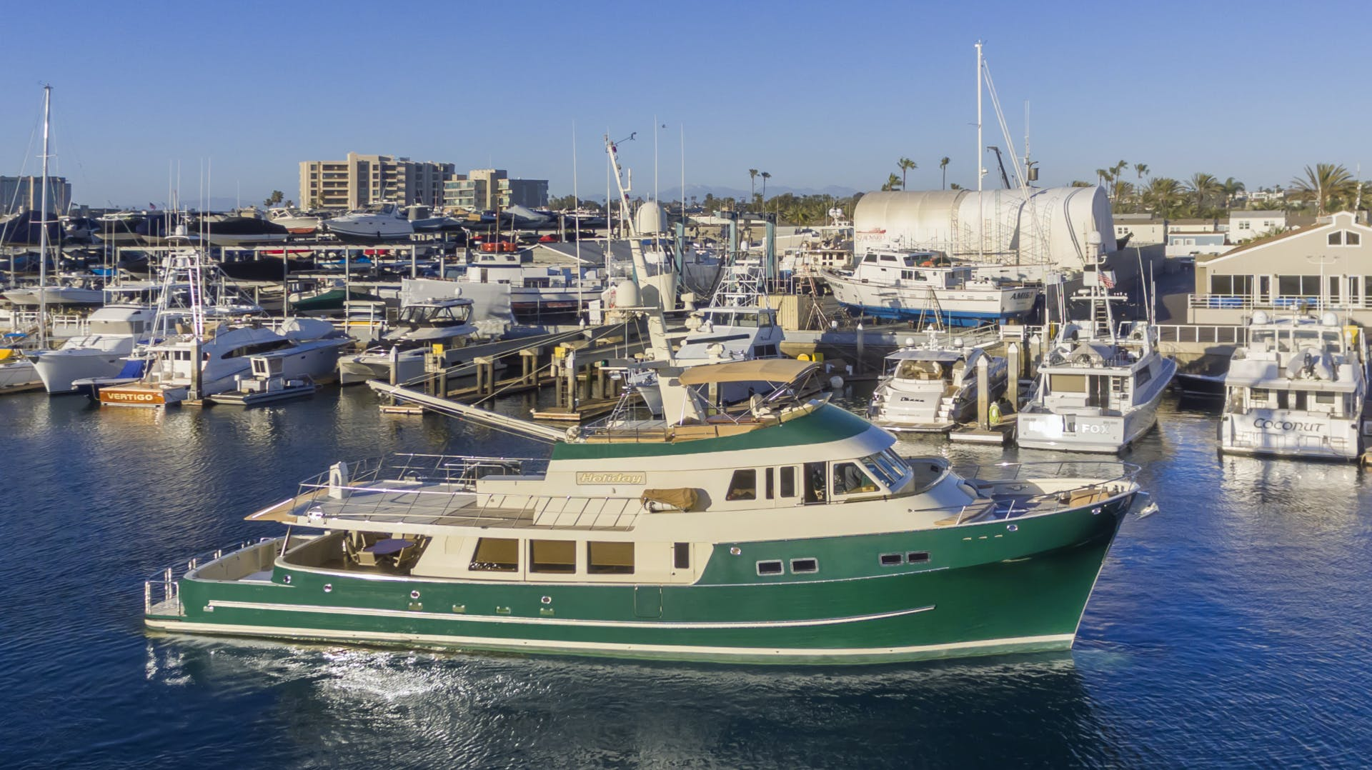 1985 Delta Marine 84' Expedition HOLIDAY | Picture 6 of 48