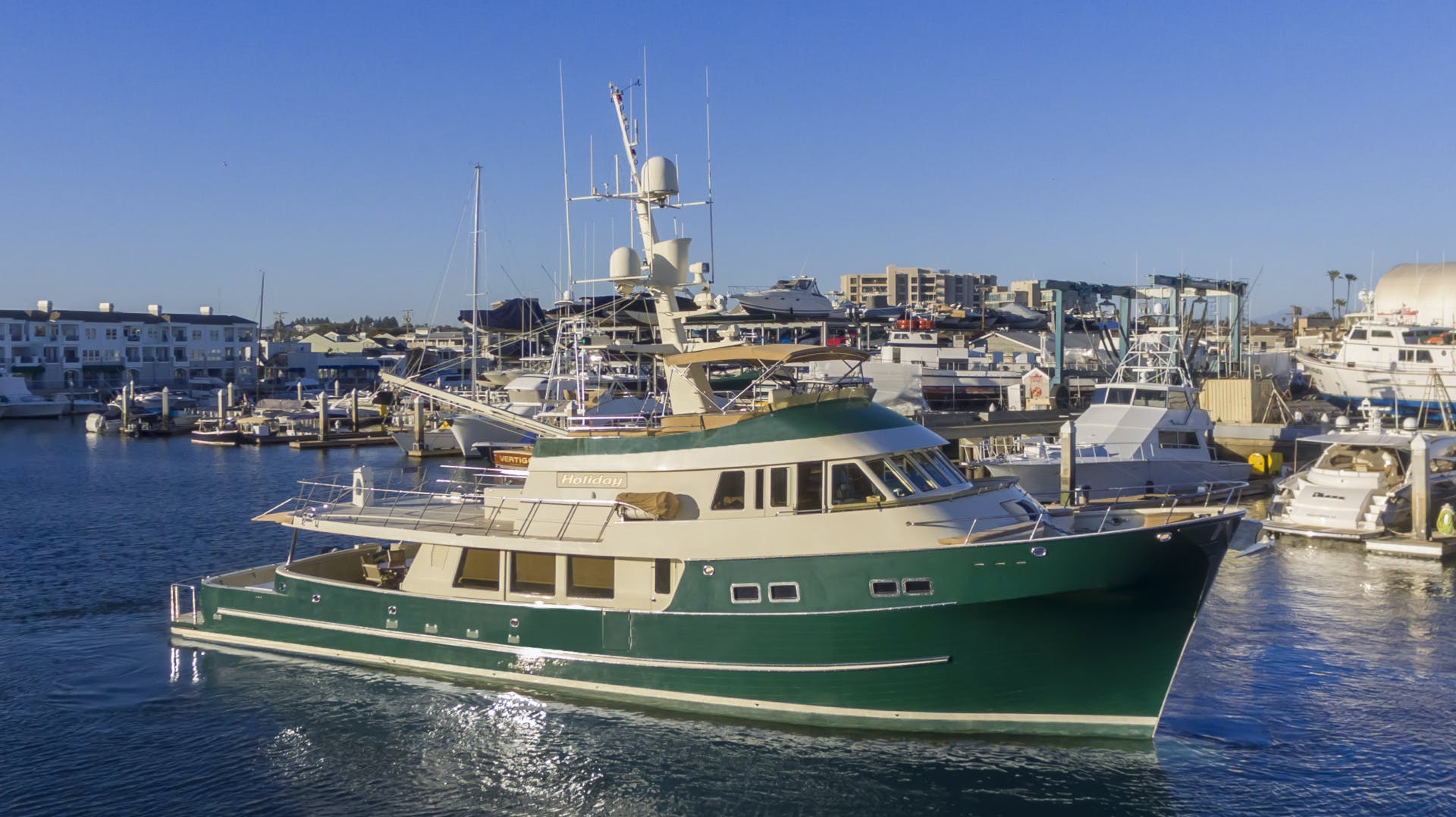 1985 Delta Marine 84' Expedition HOLIDAY | Picture 8 of 48