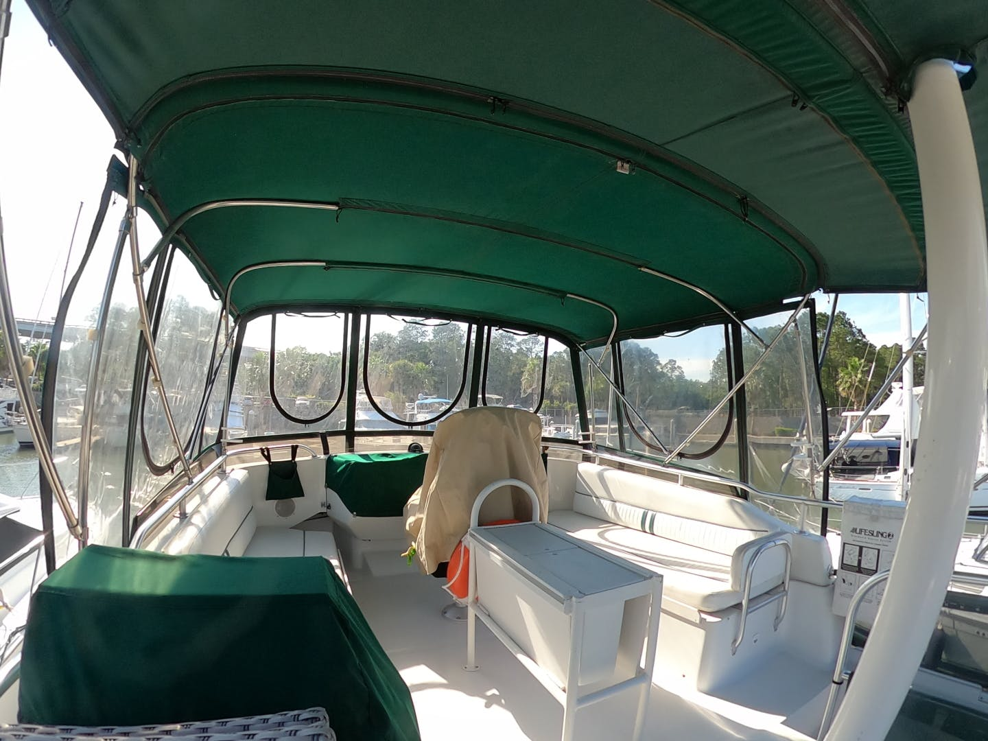1997 Mainship 39' 350 Maggie B | Picture 4 of 49