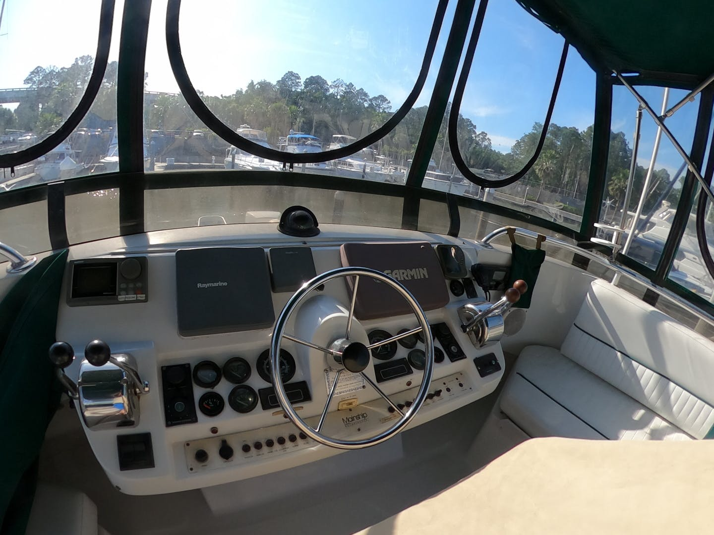 1997 Mainship 39' 350 Maggie B | Picture 5 of 49