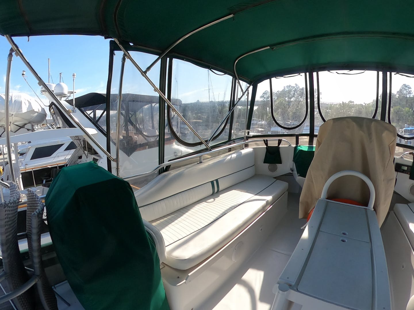 1997 Mainship 39' 350 Maggie B | Picture 7 of 49