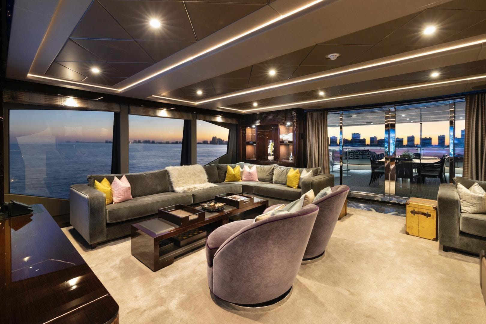 2019 Sunseeker 131' 131 Motor Yacht Exodus | Picture 7 of 24
