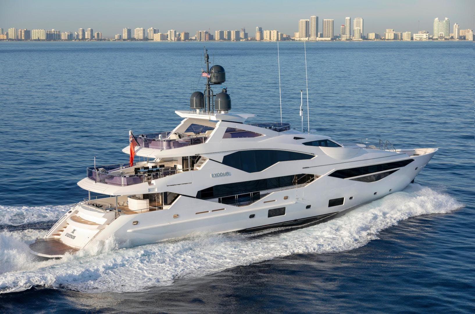 2019 Sunseeker 131' 131 Motor Yacht Exodus   Picture 3 of 24