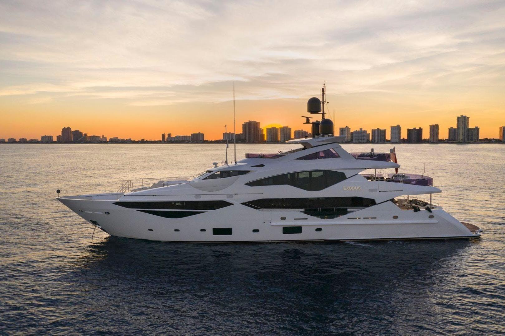 2019 Sunseeker 131' 131 Motor Yacht Exodus | Picture 4 of 24