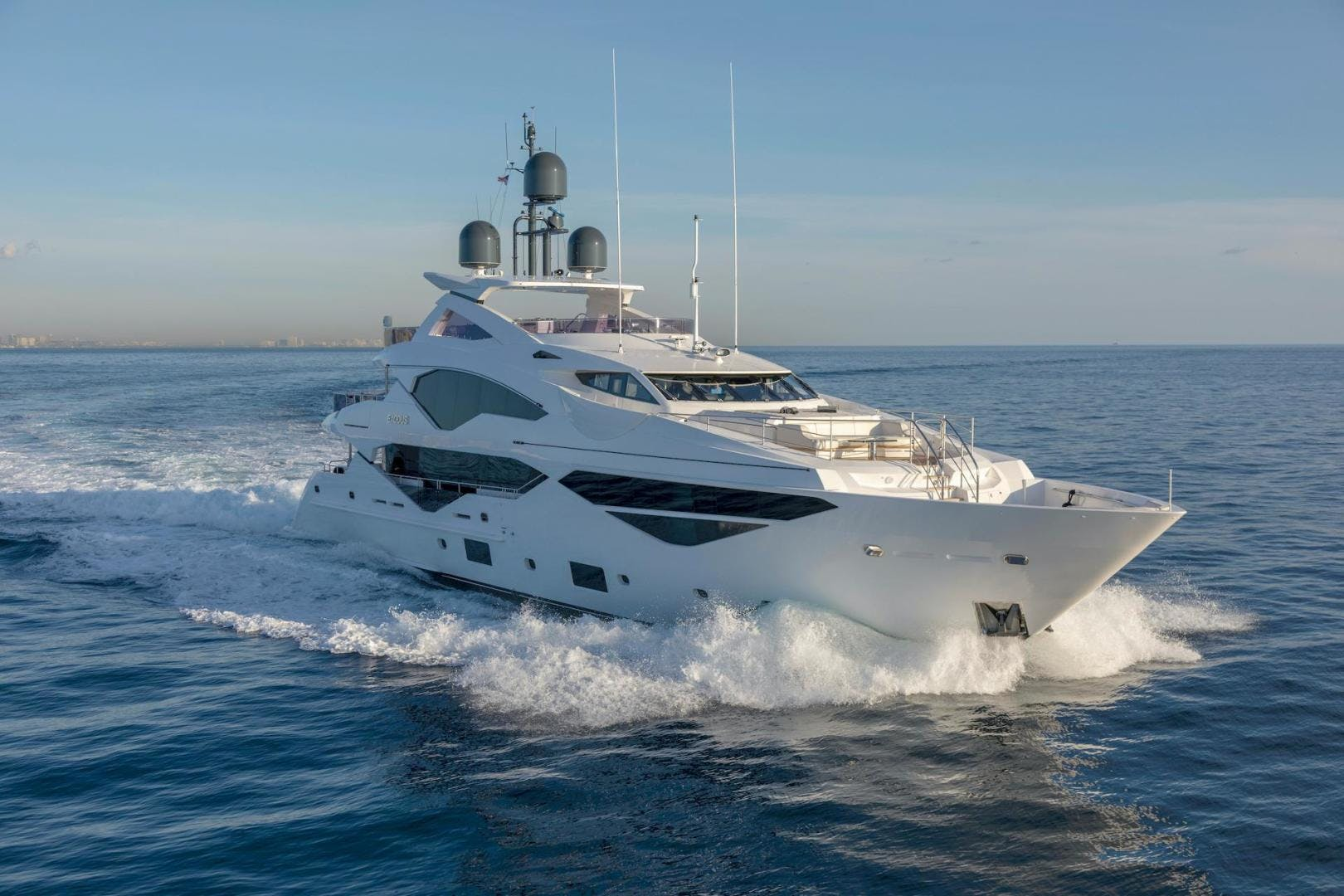 2019 Sunseeker 131' 131 Motor Yacht Exodus | Picture 2 of 24