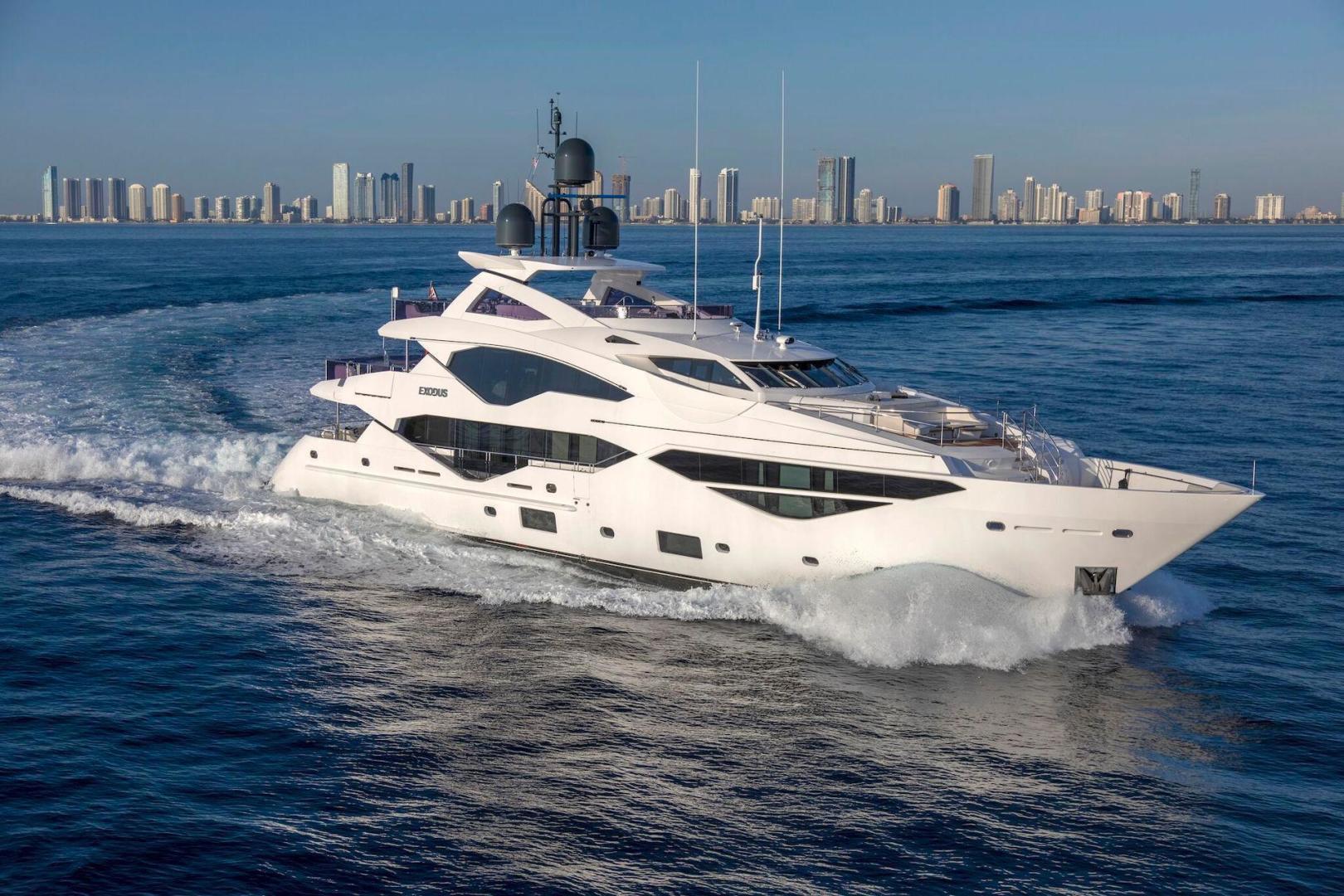 """2019 Sunseeker 131' 131 Motor Yacht """"Exodus"""""""