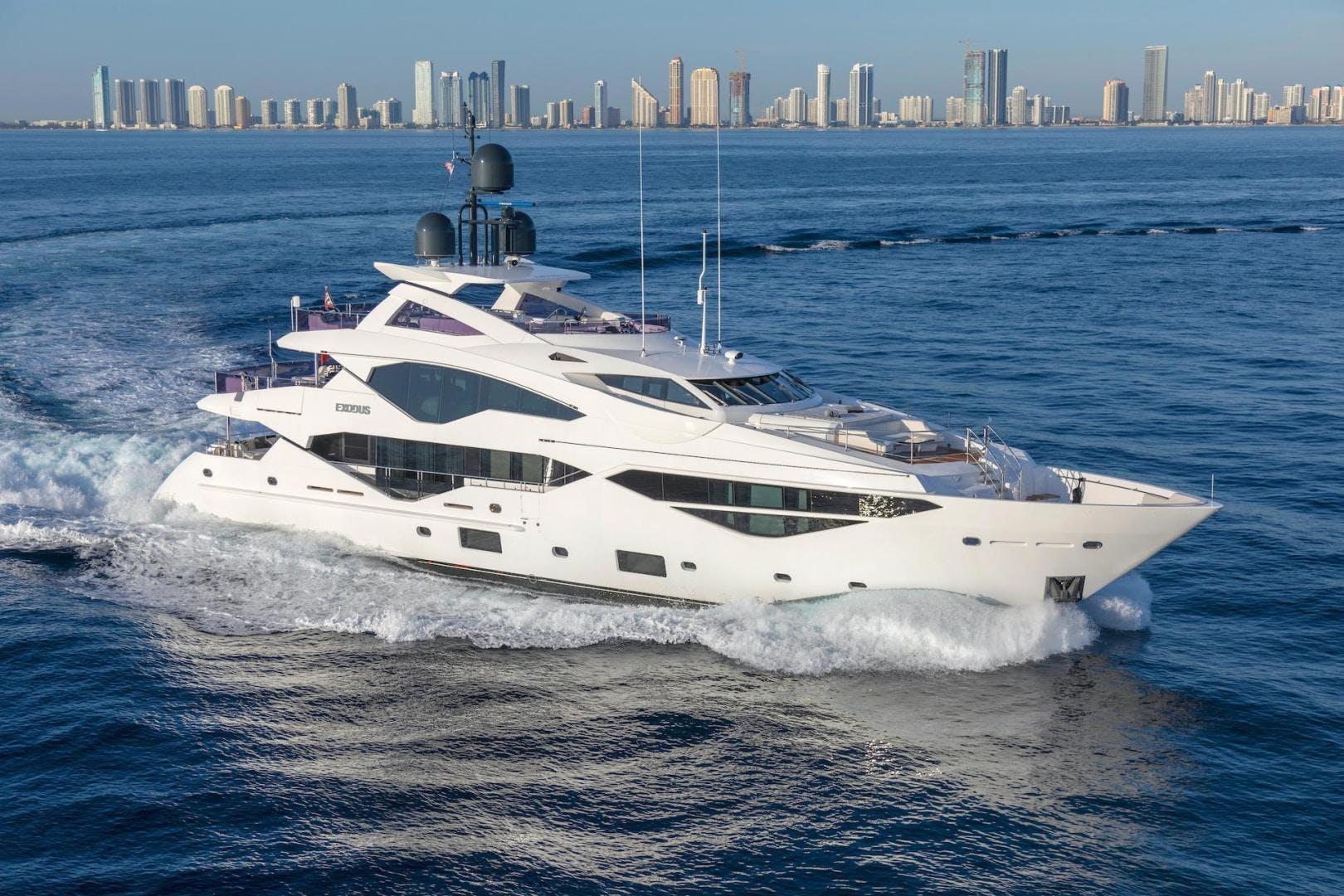 2019 Sunseeker 131' 131 Motor Yacht Exodus   Picture 6 of 24