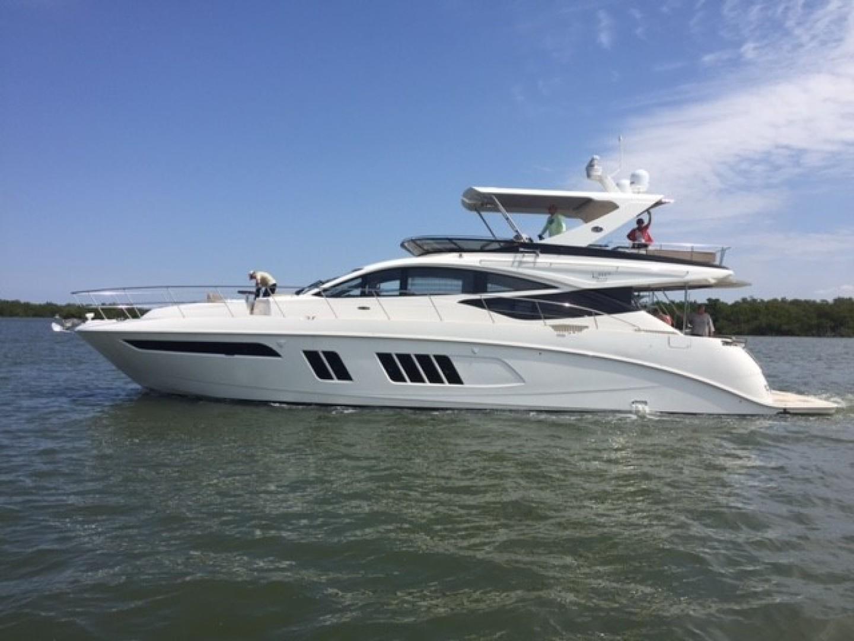 65' Sea Ray 2016 L650 Flybridge Serene