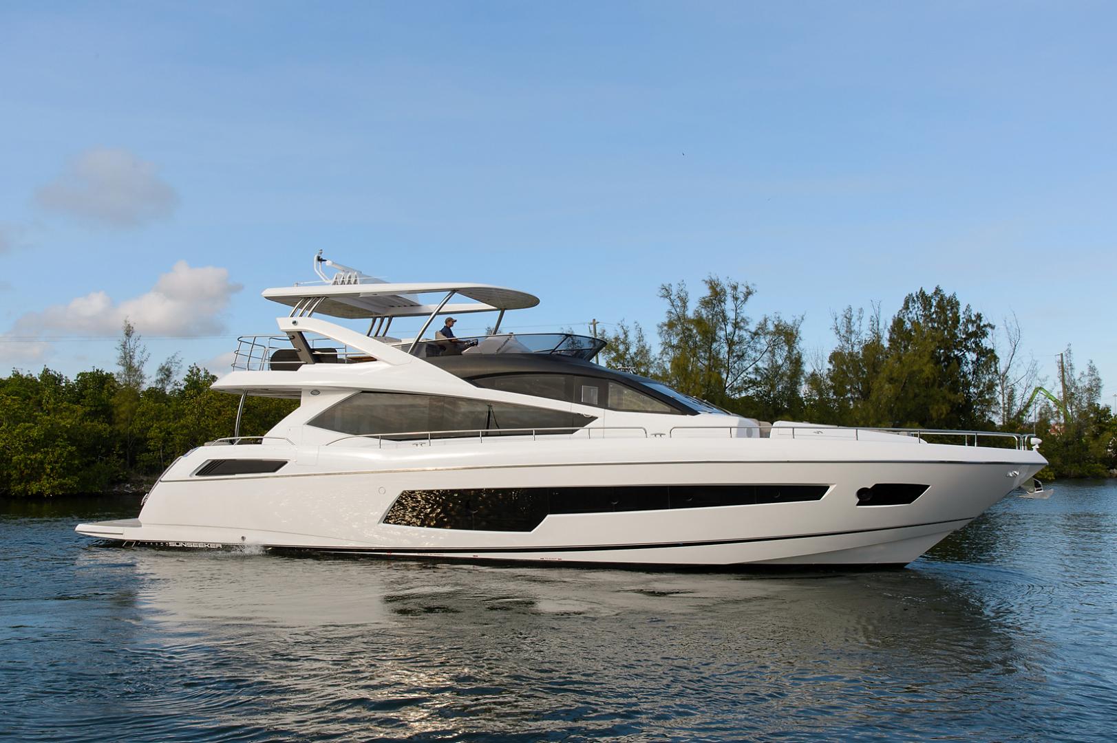 "2017 Sunseeker 75' 75 Yacht ""Claudia"""