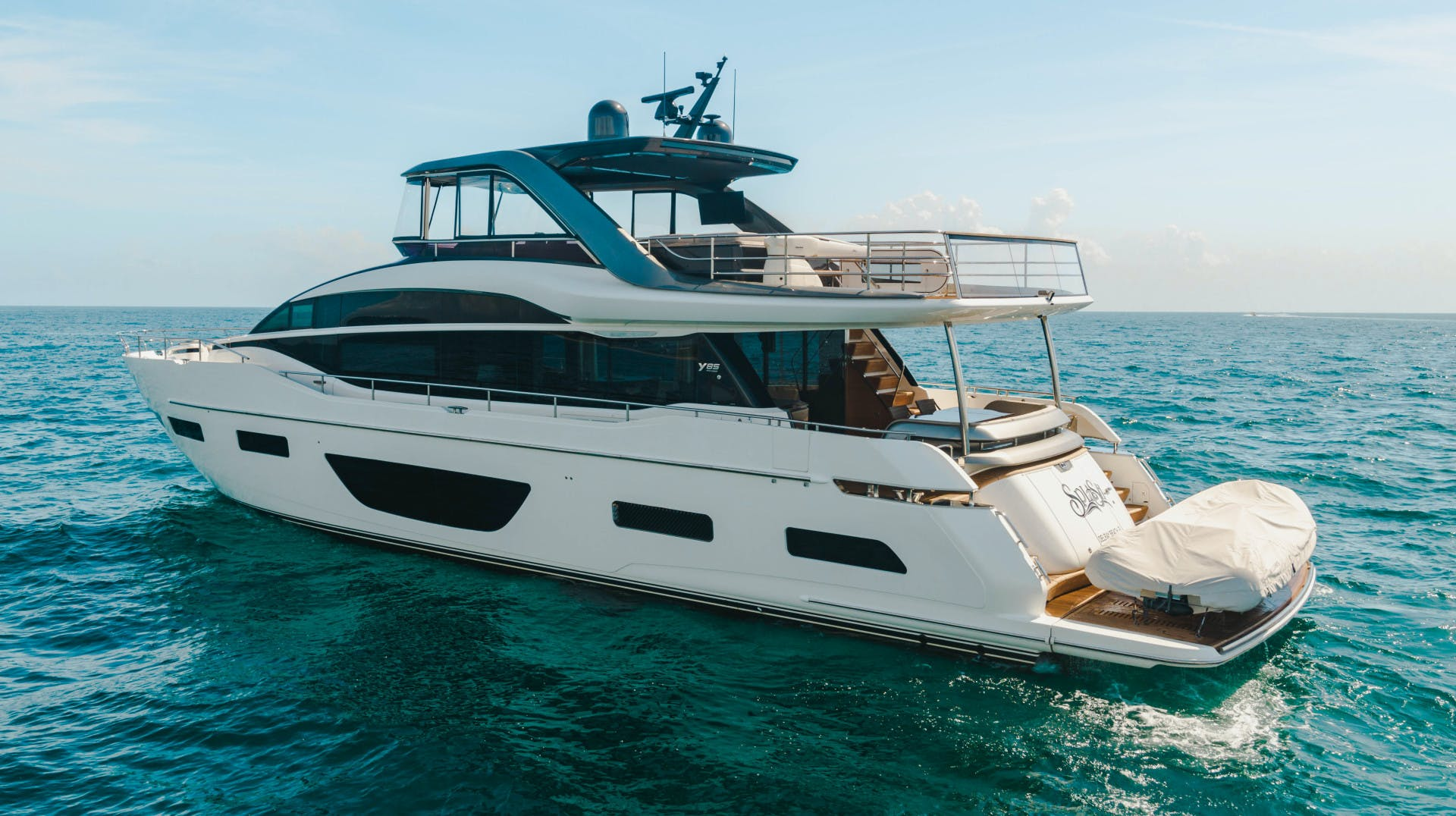 2019 Princess 85' Y85  Splash | Picture 8 of 128