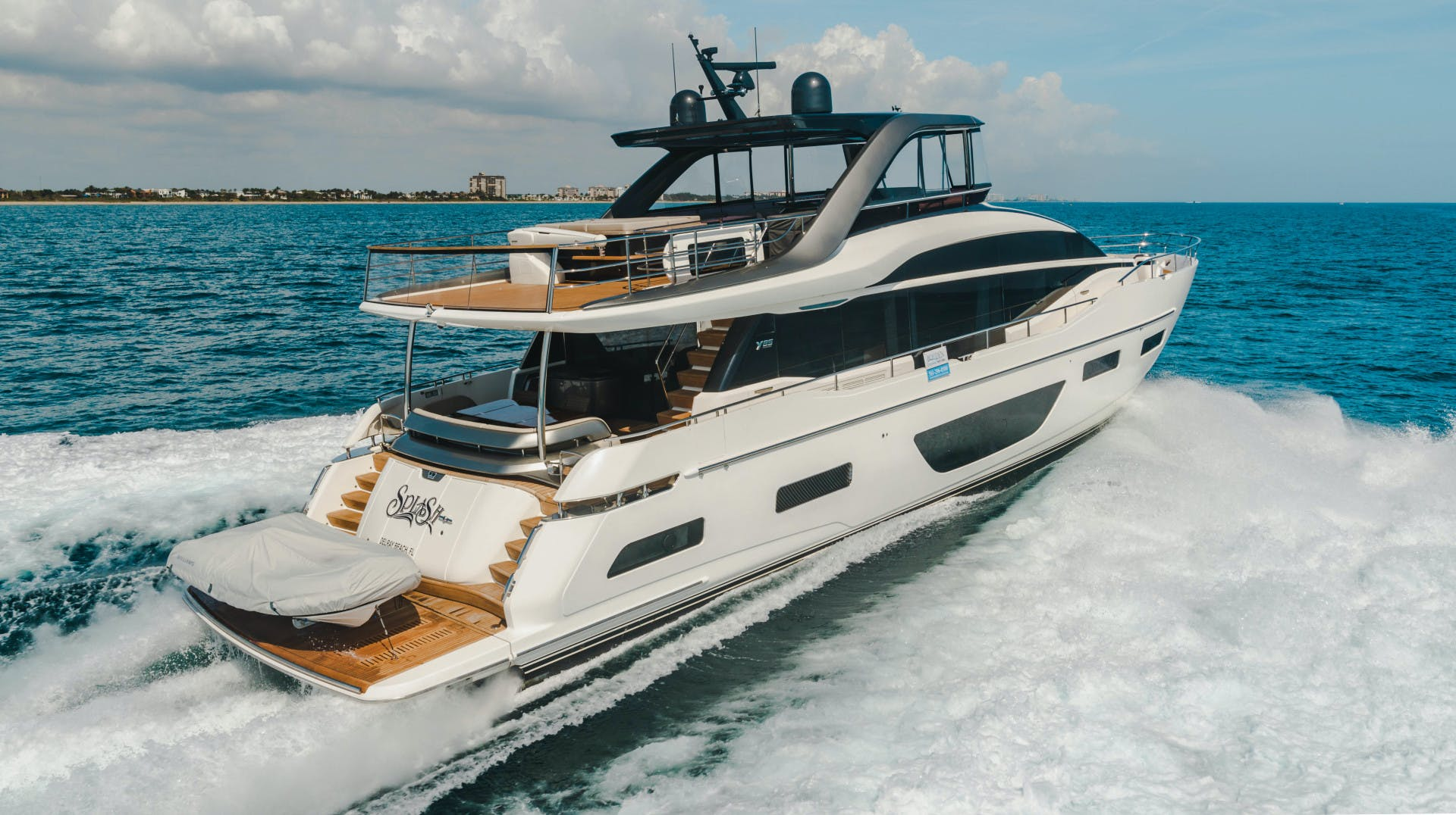 2019 Princess 85' Y85  Splash | Picture 1 of 128