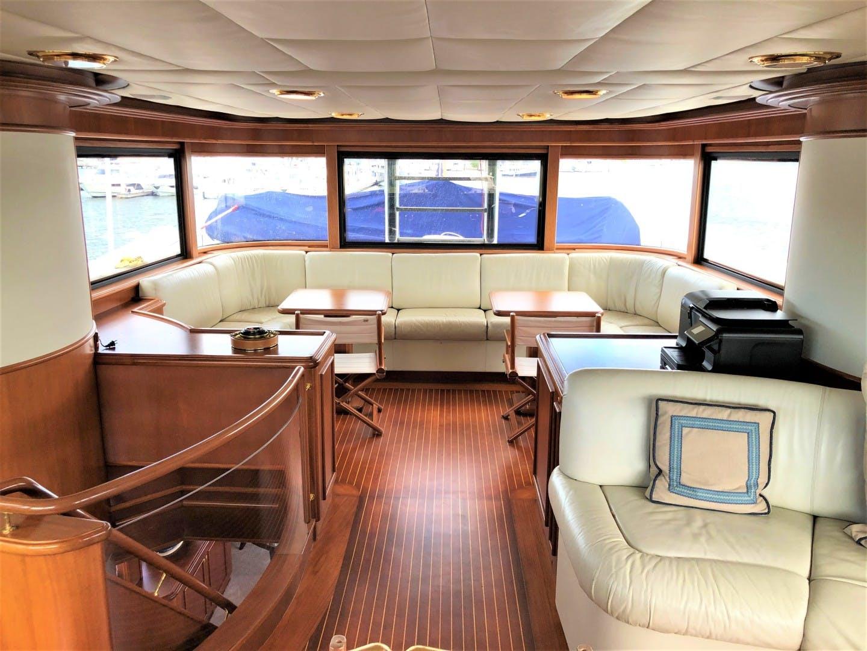 2000 Ferretti Yachts 90' Custom Line Navetta 27 MYEERAH | Picture 2 of 20