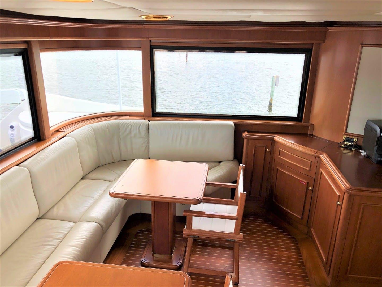 2000 Ferretti Yachts 90' Custom Line Navetta 27 MYEERAH | Picture 3 of 20