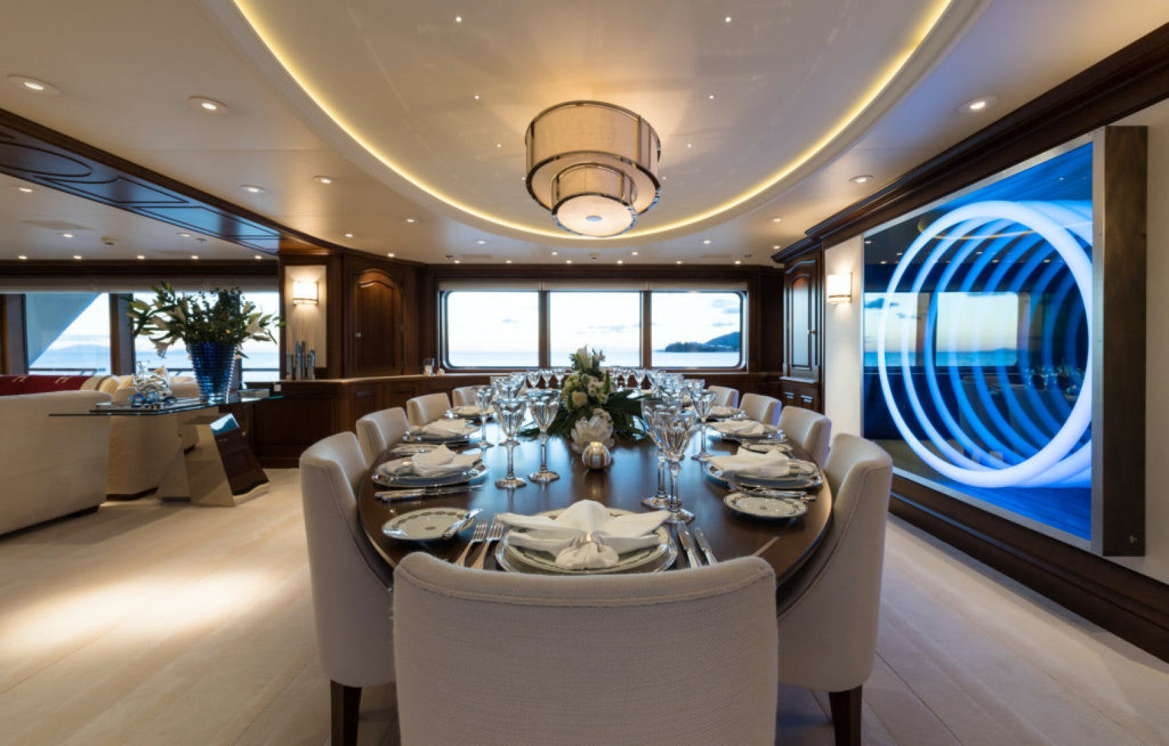 2000 Feadship 204' Motor Yachts  | Picture 6 of 22