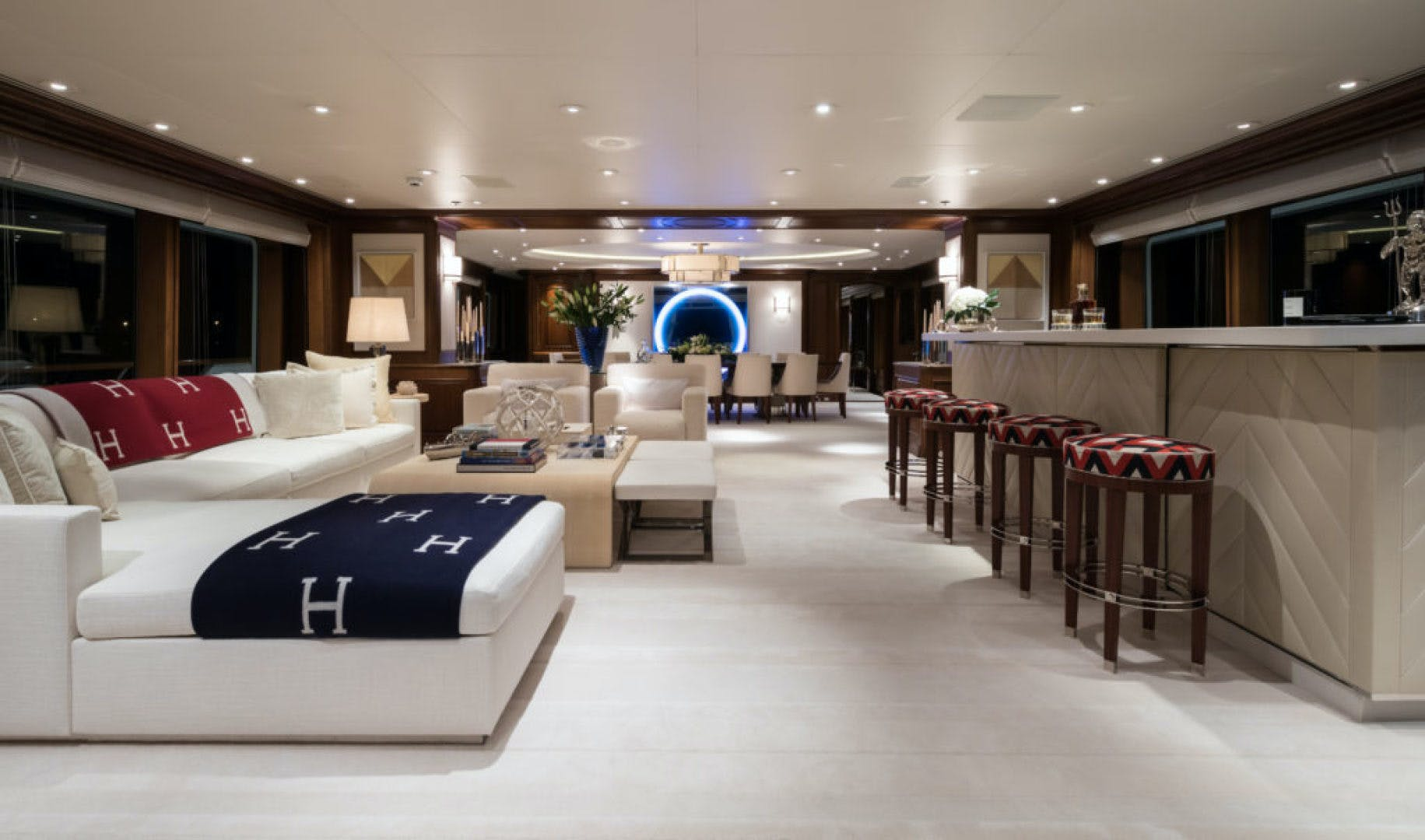 2000 Feadship 204' Motor Yachts  | Picture 7 of 22