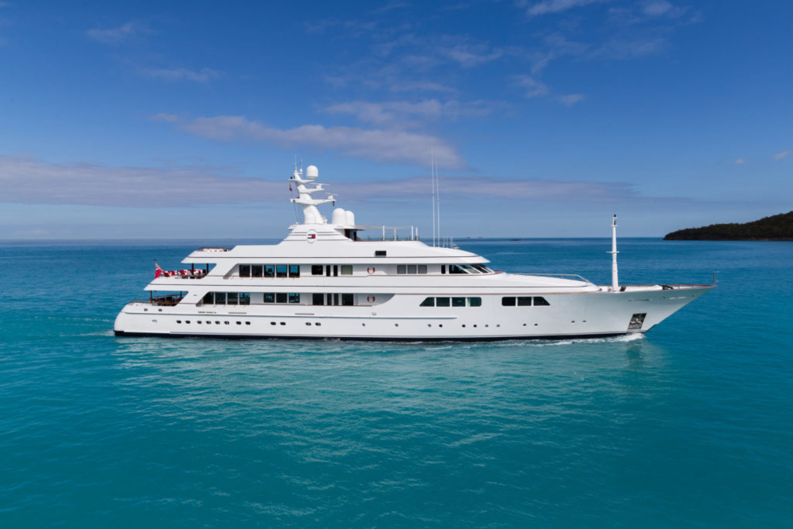 2000 Feadship 204' Motor Yachts
