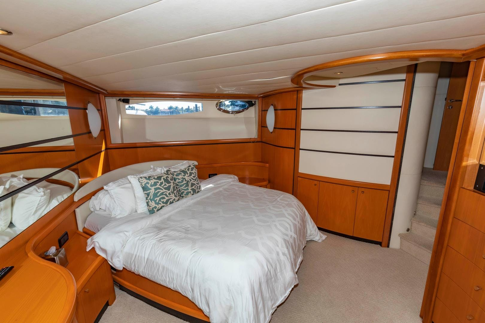 2004 Pershing 76' 76 FREE SPIRIT | Picture 1 of 78