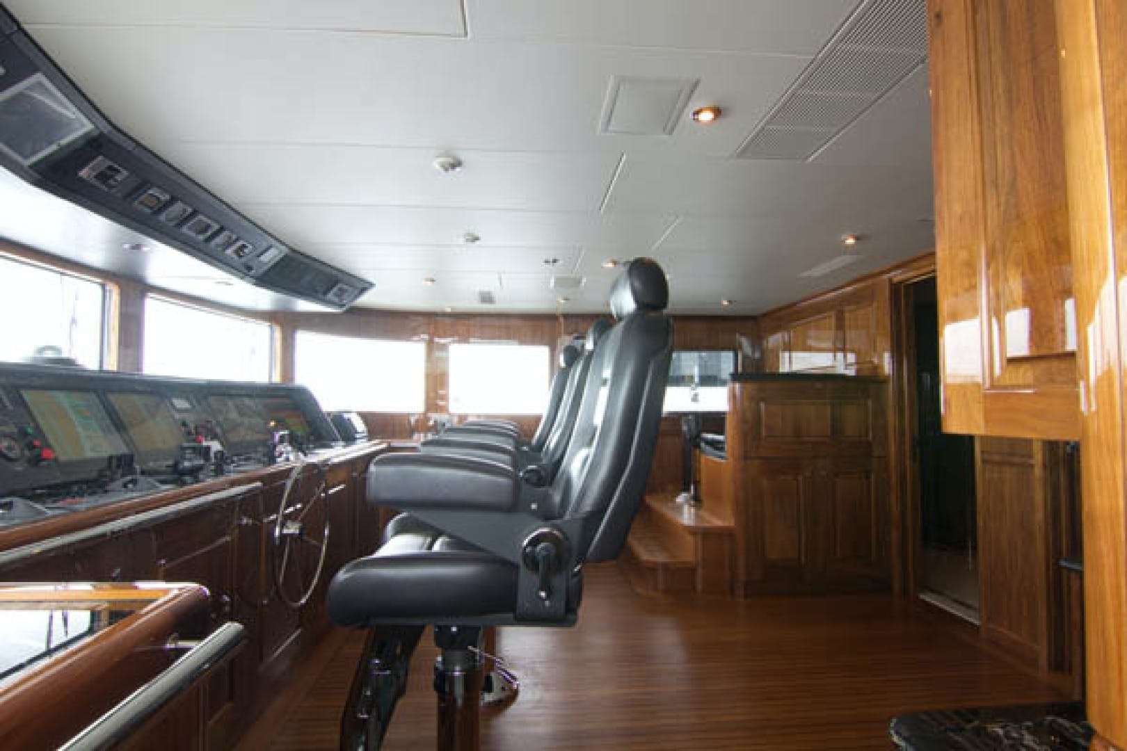 2011 Christensen 162' Motor Yacht Remember When | Picture 4 of 25