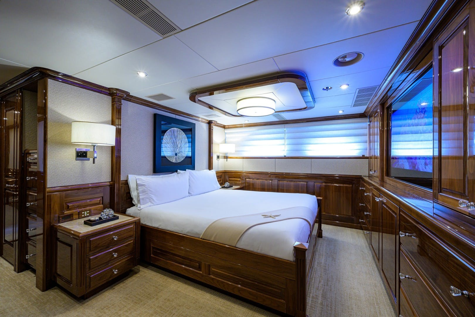 2011 Christensen 162' Motor Yacht Remember When | Picture 6 of 87