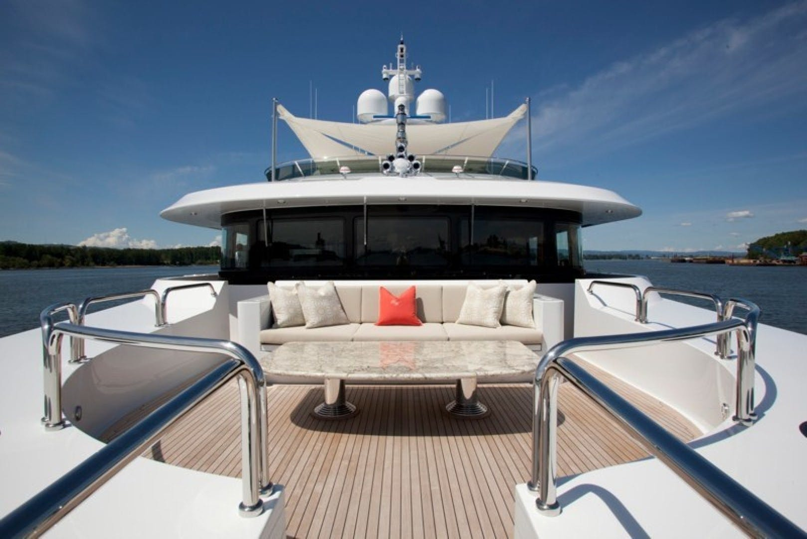 2011 Christensen 162' Motor Yacht Remember When | Picture 6 of 25