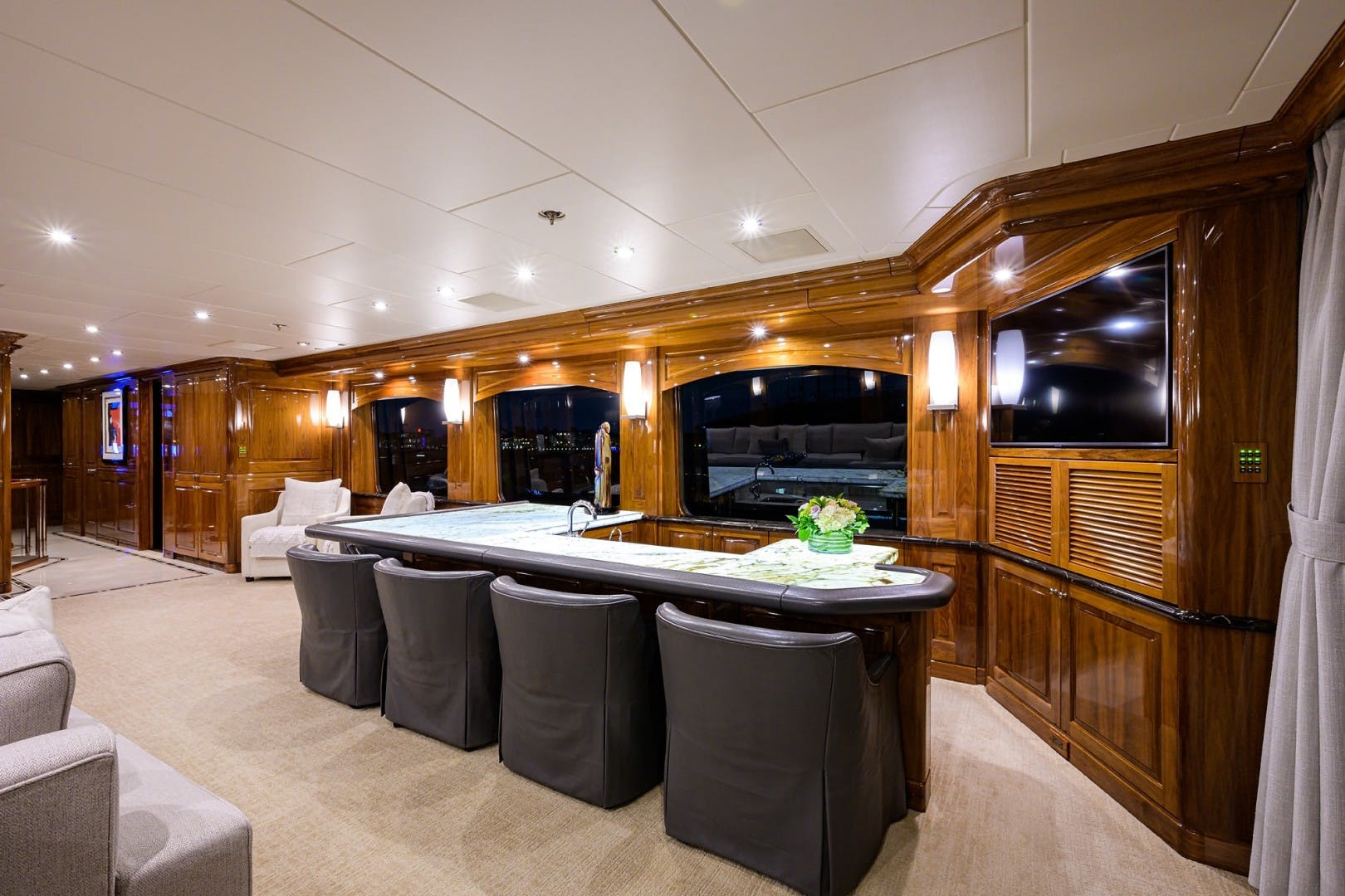 2011 Christensen 162' Motor Yacht Remember When | Picture 1 of 87