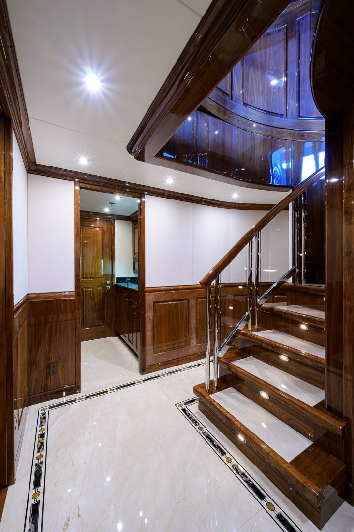 2011 Christensen 162' Motor Yacht Remember When | Picture 3 of 87
