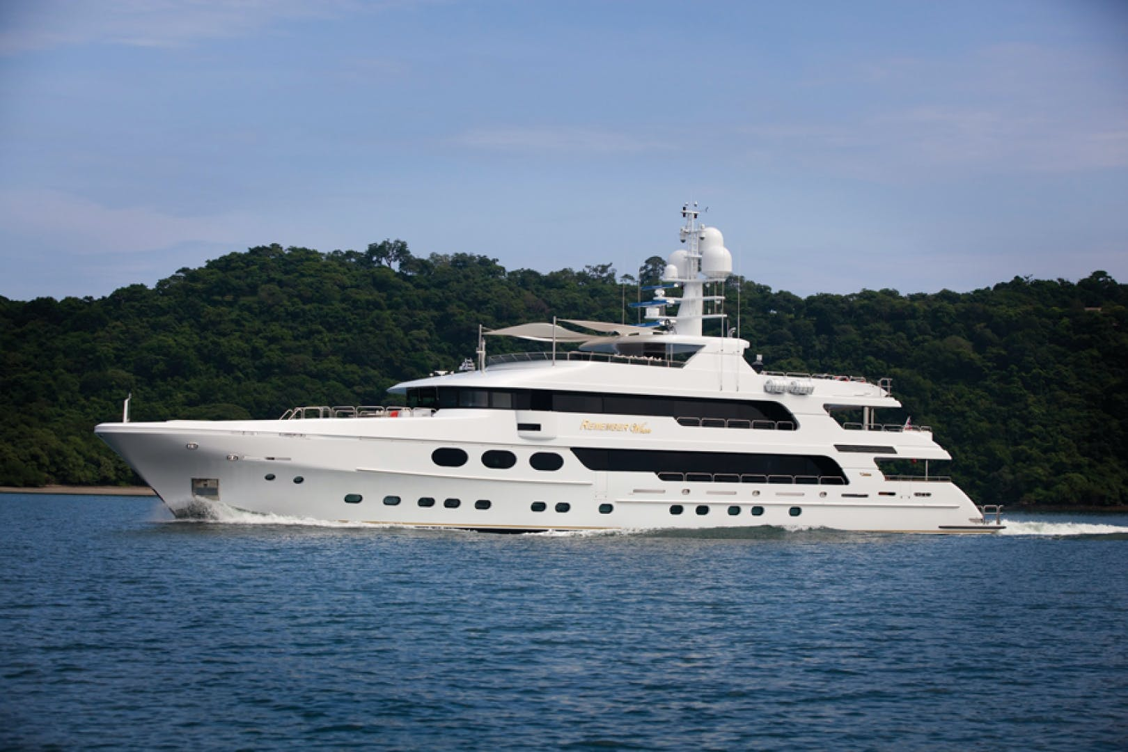 2011 Christensen 162' Motor Yacht Remember When | Picture 1 of 25